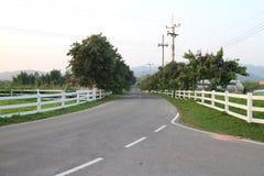 国家场面在泰国 库存图片