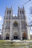 国家大教堂 库存照片