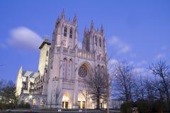 国家大教堂 库存图片