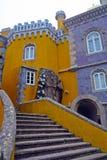 国家宫殿pena 库存照片