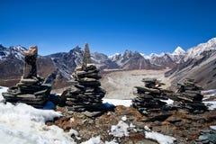 国家尼泊尔公园sagarmatha 免版税库存图片