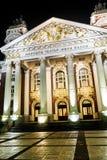 国家戏院伊冯Vazov在索非亚,保加利亚 库存图片