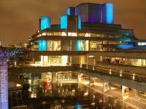 国家戏院伦敦 免版税图库摄影