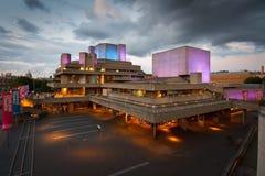 国家戏院在伦敦。 免版税图库摄影