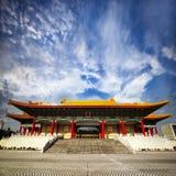 国家戏院在台北,台湾 库存照片
