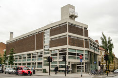 国家戏院演播室,伦敦 免版税库存照片
