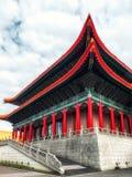 国家戏院细节,台北,台湾 图库摄影