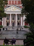 国家戏院 免版税库存图片