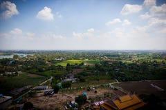 国家旁边风景-泰国 免版税库存图片