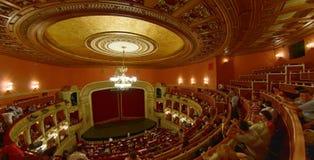 国家歌剧院家的布加勒斯特 图库摄影