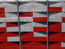 国家波兰体育场华沙 库存照片