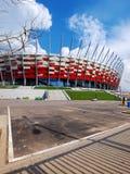 国家波兰体育场华沙 免版税图库摄影