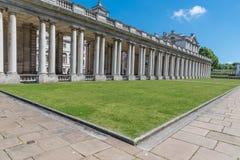 国家海洋博物馆展出,英国 免版税图库摄影