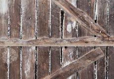 从国家的老毂仓大门 库存照片