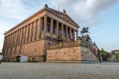 国家肖像馆,柏林,德国 库存图片
