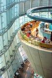 国家艺术中心在六本木,东京,日本 免版税图库摄影