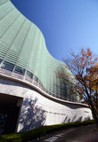 国家艺术中心外部  库存照片