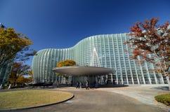 国家艺术中心,东京,日本 免版税库存图片