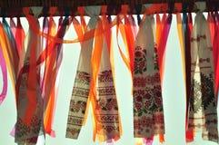 国家装饰品模式乌克兰语 库存照片