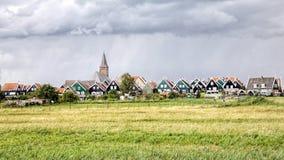 国家风景荷兰 库存照片
