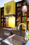 国家(地区)厨房样式 库存图片
