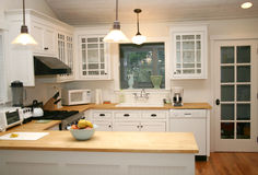 国家(地区)厨房白色 免版税图库摄影