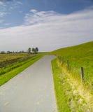 国家(地区)堤堰运输路线 免版税图库摄影
