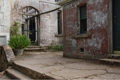 国家(地区)庭院 免版税库存照片