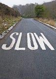 国家(地区)慢运输路线的符号 库存照片
