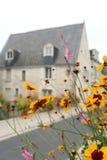 国家(地区)法国房子 免版税库存照片