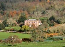 国家(地区)英语豪宅 免版税库存照片
