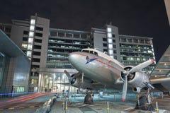 国泰Airways总店 免版税库存照片