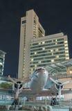 国泰Airways总店 免版税库存图片