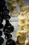 国王书  免版税库存照片