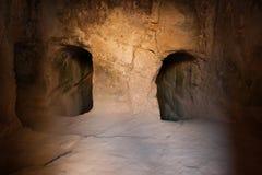 国王塞浦路斯的坟茔 库存图片
