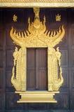 国王的窗口宫殿  图库摄影