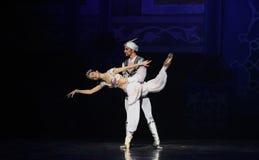 """国王的迷恋芭蕾""""One一千和一Nights† 库存图片"""