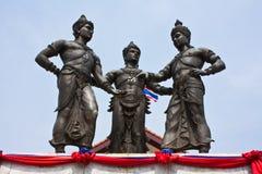 国王纪念碑三 免版税库存照片