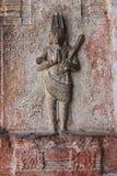 国王雕塑沐浴的服装 免版税库存图片