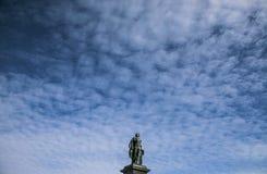 国王,斯德哥尔摩,瑞典 免版税库存照片