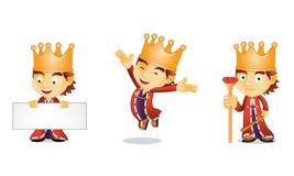1国王 免版税库存照片