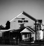 国王Arms Pub 免版税库存图片