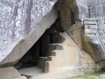 国王machupicchu陵墓 库存照片