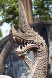 国王nagas 免版税图库摄影