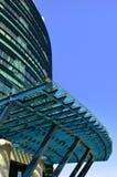 国立图书馆在布加勒斯特 免版税库存图片