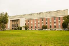 国立图书馆,里斯本,葡萄牙 免版税库存图片