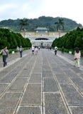 国立故宫博物院,台北 图库摄影