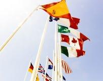 国际主义 免版税库存照片