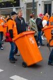 国际劳动节在柏林 免版税图库摄影
