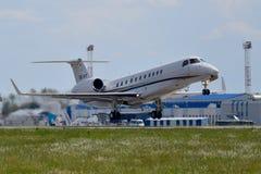 国际喷气机管理巴西航空工业公司ERJ-135 库存图片
